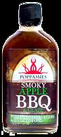 POPPAMIES SMOKY APPLE BBQ-GRILLIKASTIKE 266 ML