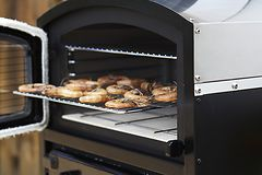 ERÄ! FORNETTO WOOD FIRED OVEN BLACK PIHAUUNI